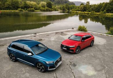 Audi SQ7 et SQ8 TFSI, Plaisir d'essence