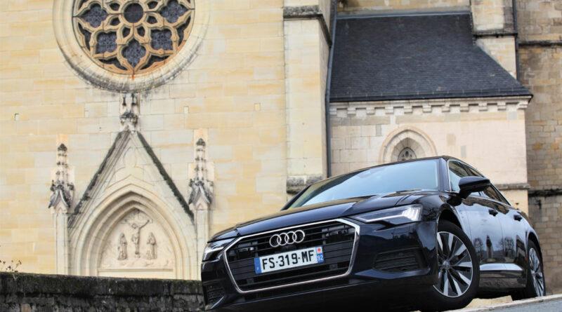 Audi A6 40 TDI : Voyageuse au long cours
