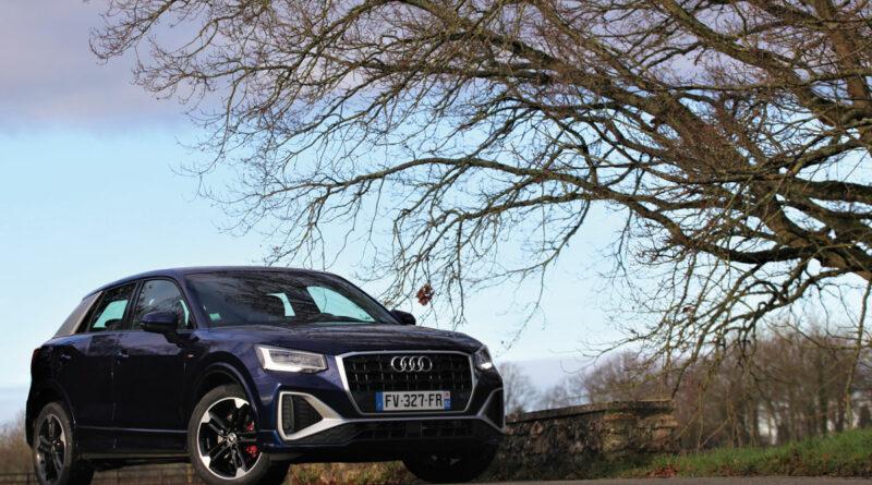Audi Q2 35 TFSI, L'alibi premium