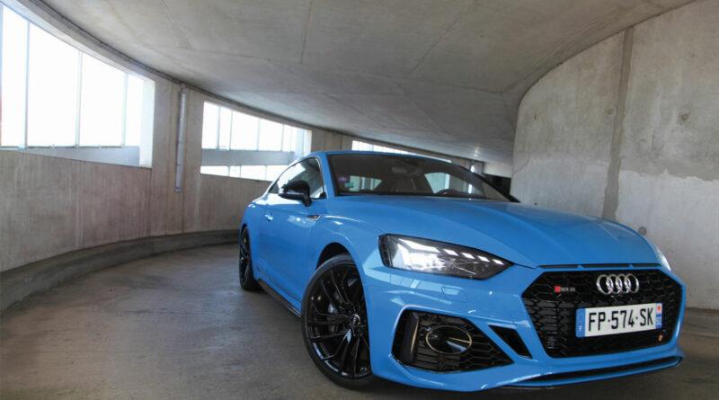Audi RS5 Coupé, Sang Bleu