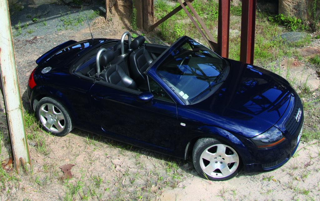 AVUS 62 Youngtimer TT Roadster 1.8T 150 ch (18)