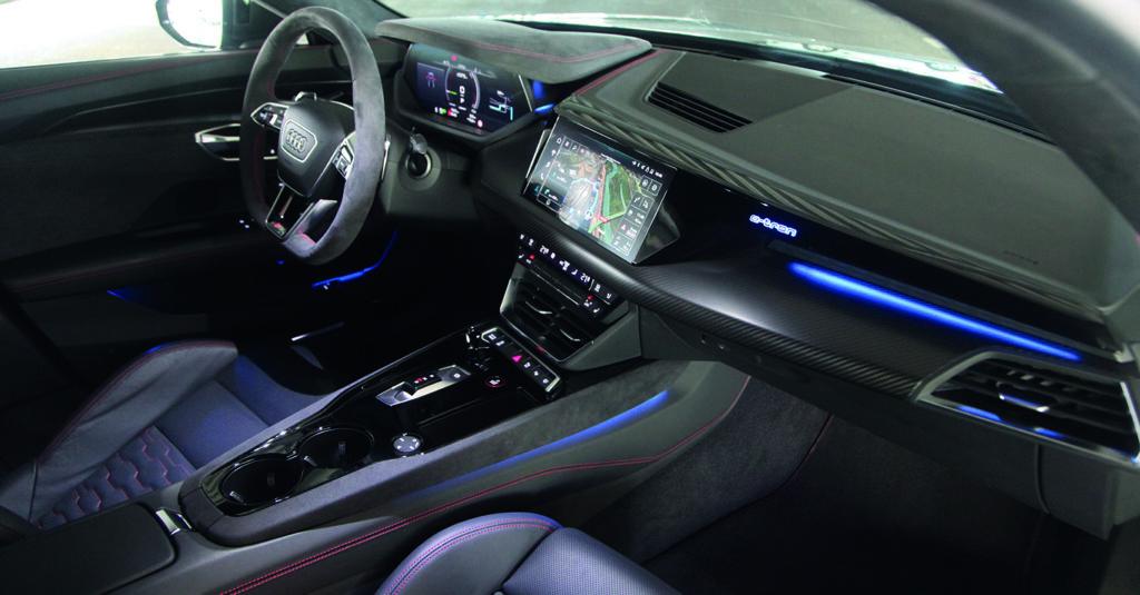 e-tron GT RS
