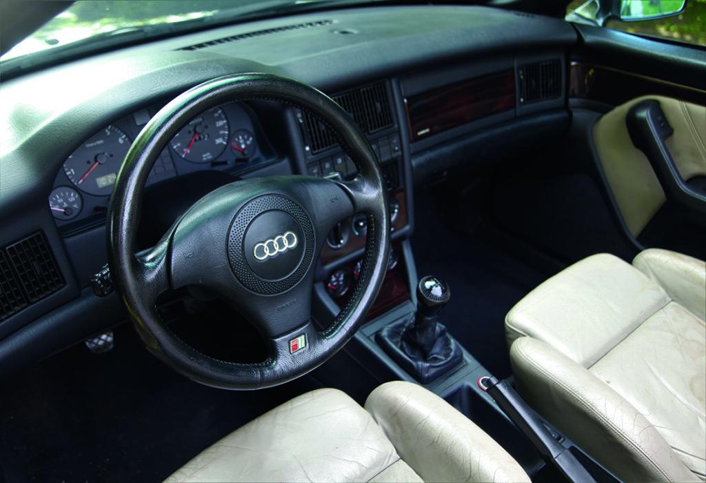 Audi 80 cabriolet V6 1991