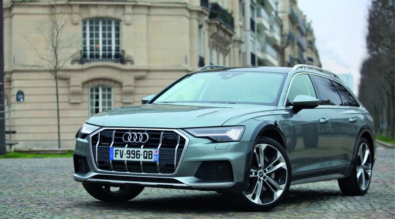 Audi A6 Allroad 50 TDI : Le dandy des grands chemins