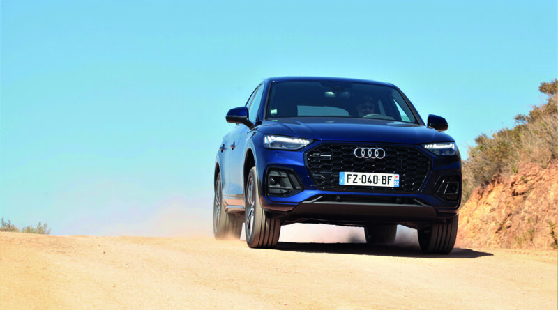 48 H en Audi Q5 Sportback : Garder la ligne
