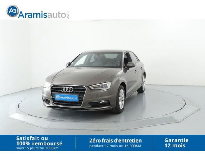Audi A3 Berline 1.4 TFSI 125 Stronic 7 Ambiente - 1