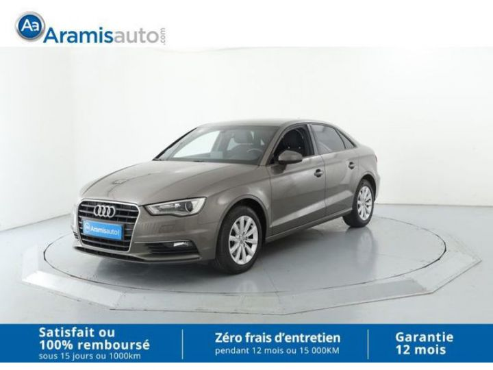 Audi A3 Berline 1.4 TFSI 125 Stronic 7 Ambiente - 2