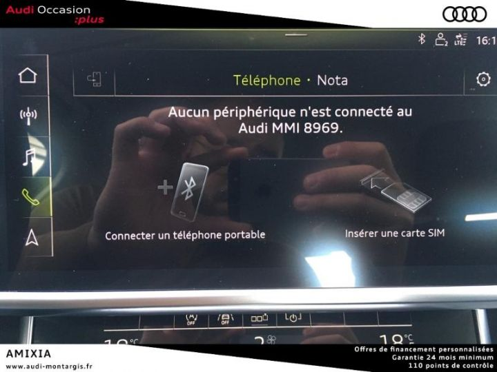 Audi A6 35 TDI 163ch Business Executive S tronic 7 - 9
