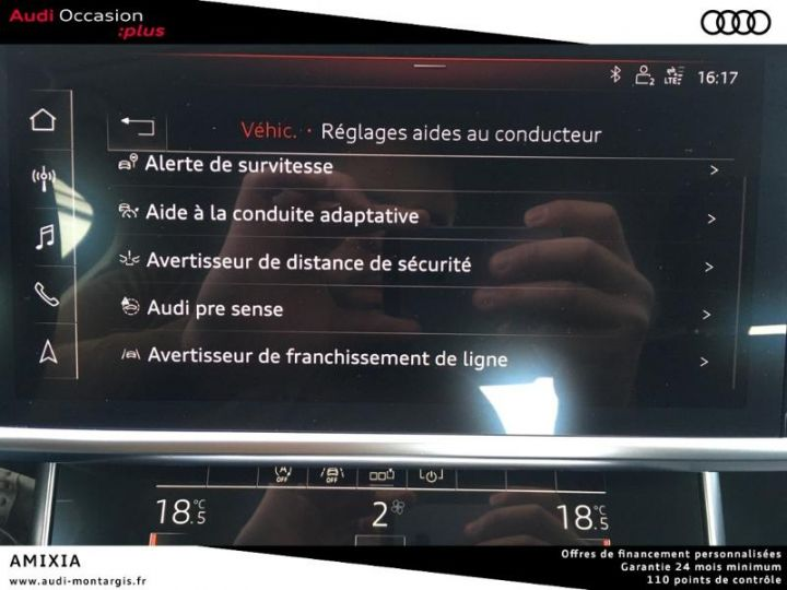 Audi A6 35 TDI 163ch Business Executive S tronic 7 - 13